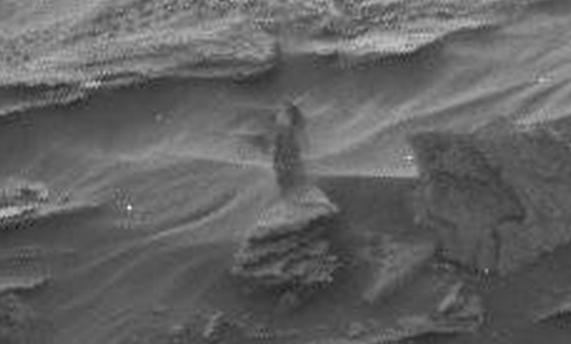 Lady On Mars?
