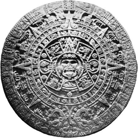 Aztec-calendar-stone